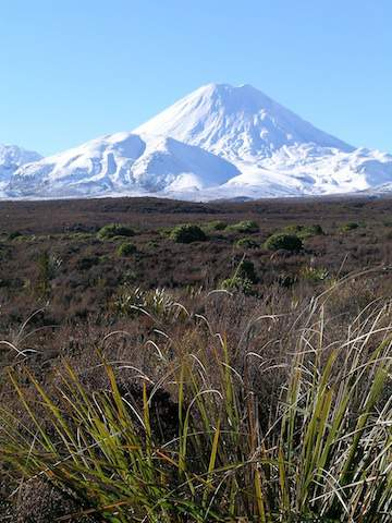 Tongariro Northern Circuit Winter