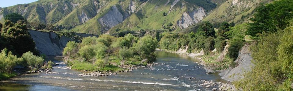 Ruakituri River Fishing